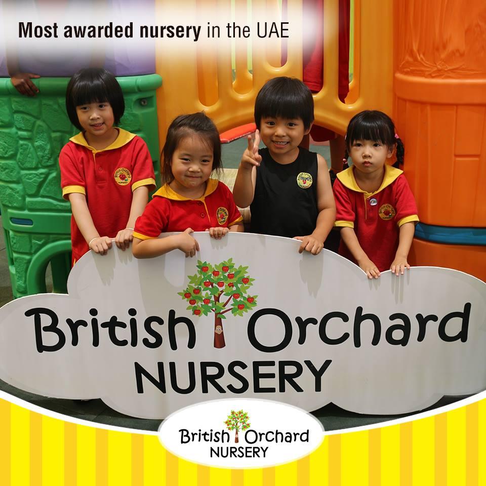 British Orchard Nursery Al Khalidiyah Best Nurseries In Abu Dhabi Preschools Uae